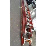 Escaleras En Fibra Y Aluminio