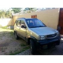 Jeepeta Traspaso Daihatsu 2000..$rd 70,000..