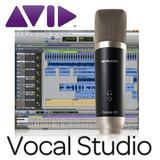Microfono De Grabacion M Audio Usb