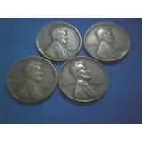 Cents 1955d Rojiza,1957,1951d,1952d