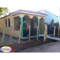 Casa Barata Y Bonita De Venta En Higuey, República Dominican