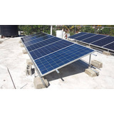 Sistema De Paneles Solares De 14 Kilo-watts-horas Al Dia