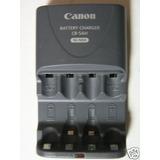 Cargador De Pilas Baterias Aa Aaa Nimh Canon Cb-5ah Nuevo