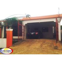 Casa De Venta En Higuey, República Dominicana Cv-047