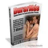 Como Solucionar La Eyaculación Precóz En 7 Días (audiolibro)