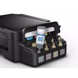 Multifuncional Epson Ecotank L375, Impresora, Copia Y Escane