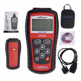 Escaner Scanner Para Carro Vehículo Obdii Obd2