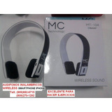 Audifonos Smartphone Y Iphone Inalambrico 809 270-1292 Whats