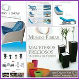 Meceteros Y Muebles En Fibra De Vidrio