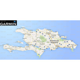 Mapa Dominicano Rd Para Gps Garmin Navegador 999 Pesos