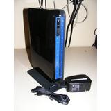 Netgear N600 Adsl2 Modem Router Dual Band Dgnd3700 Excelente