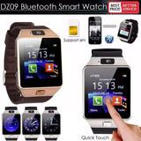 Reloj Celular Android Bluetooth Modelo Dz09 Smart Watch