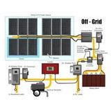 Panel Solar Grid De 250w Y De 400watt
