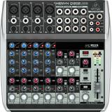 Consola Mixer Behringer 12canales Efectos Phamton Microfonos