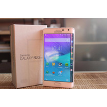 Samsung Galaxy Note 4 Edge 4g Lte Claro Y Orange En Especial