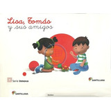Cuaderno De Lisa, Tomas Y Sus Amigos **servicio A Domicilio*