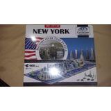 Rompe Cabezas 3d De New York City De 900+ Piezas