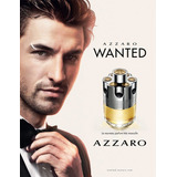 Perfume Azzaro Wanted Set