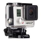 Gopro Hero3 + Silver Edition Video 1080p 12mp Recertificada