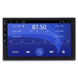 Radio Para Carro Android Bluetooth Gps Usb Wifi Mp5 Hd1080p