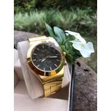 Reloj Swatch Dorado Variedad De Esferas