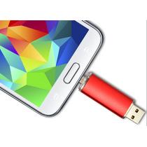 Memoria Usb 32gb Otg Para Celulares, Tablets, Pc