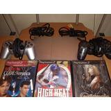 Playstation 2 Slim Silver Consola Ps2