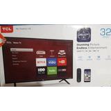 Smart Roku Tv  32 Pulgadas Class Led  720p