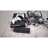 Xbox 360 Con Cámara