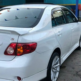 Toyota Corolla S Con Aros Y Sonrun Financiamiento Disponible