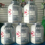 Super Mass Gainer 6lbs Para Aumento De Masa Muscular