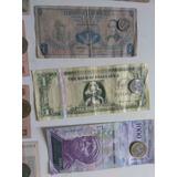Monedas Y Billetes Antiguas De Todos Los Paises