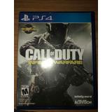 Call Of Duty: Infinite Warfare Y Gta5