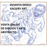 Dvianta-skolo-gallery Art ( Venta De Arte Abstracto )