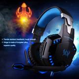 Auriculares Gamer , Con Microfono, Usb Kotion  Pc Ps4 Xbox