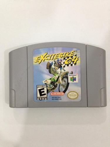 Excite Bike 64 N64