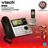 Telefono Alambrico E Inalambrico Tipo Central Cs6649 Doble