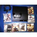 Play Station Sony150 Y 250 Gb Son Dos