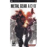 Metal Gear Acid Para Psp Cd Juegos Originales