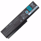 Bateria Toshiba C655  Pa3817u-1brs L655 A660 A665 C640 C650