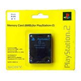 Memorycard Ps2