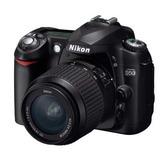 Camara Digital Nikon D50 Dslr 6.1mp