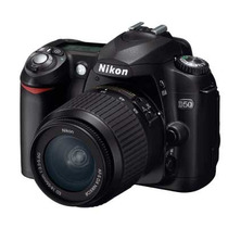 Camara Digital Nikon D50 Dslr 6.1mp