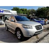 Hyundai Santa Fe Limited 2007 Gris