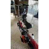 Motor Patineta Bicicleta De Gasolina  De 50 Cc 4 Tiempo