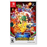 Pokken Tournament Dx Juego Para Nintendo Switch