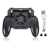Ventilador Game Pad Para Celular Con Power Bank.*soy Tienda*