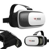 Lentes Realidad Virtua 3d Vr Box + Control *soy Tienda*