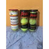 Pelotas De Tenis : Penny Y Dunlop