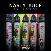 Liquido Nasty Juice Hex 60ml Vape Vape Hooka Juca Cigarrillo